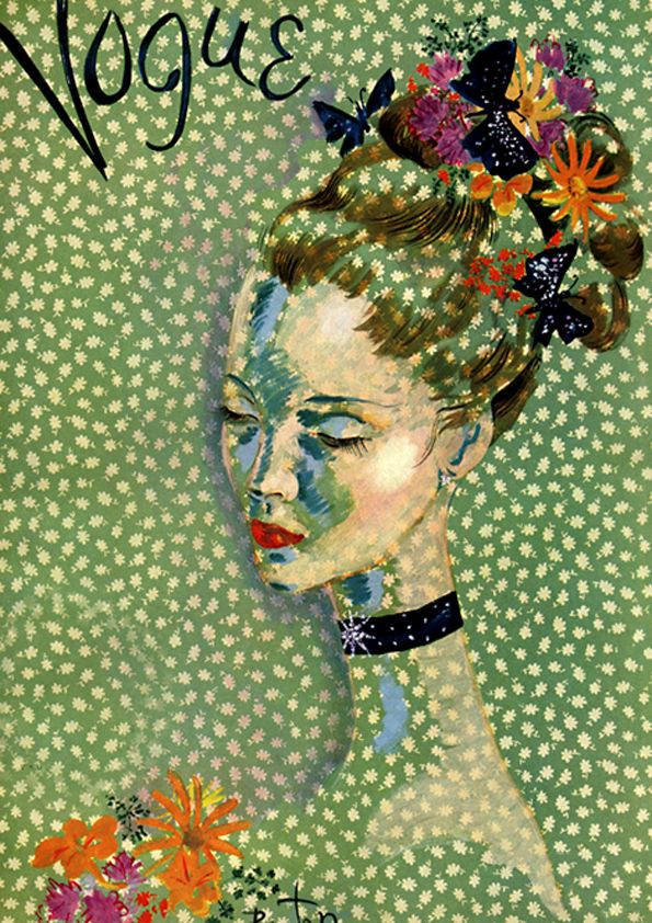 Illustration: Cecil Beaton.