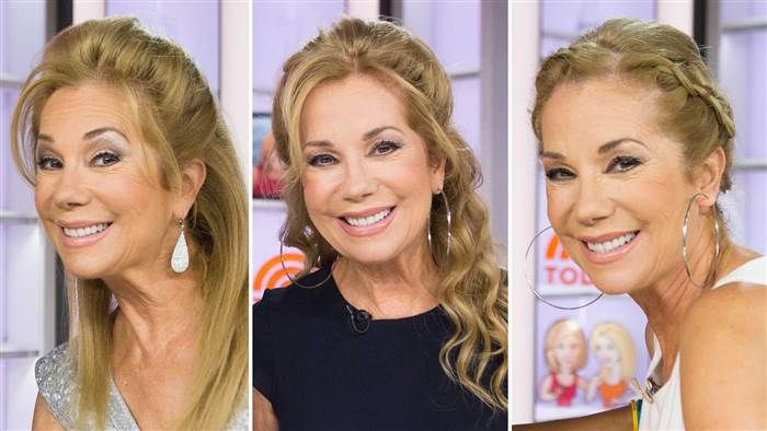 How to get Kathie Lee Gifford's curly hairstyle on TODAY - TODAY.com