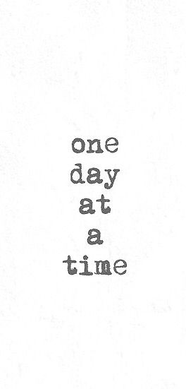 One day at a time. http://www.howmyadvertisingpays.com/how-to-start-making-money-in-map/