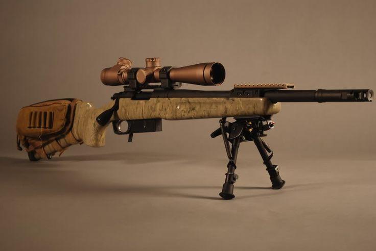 Sniper's Hide Forum Surefire break, leupold stock, Harris bipod, reminton 700, long range rifle