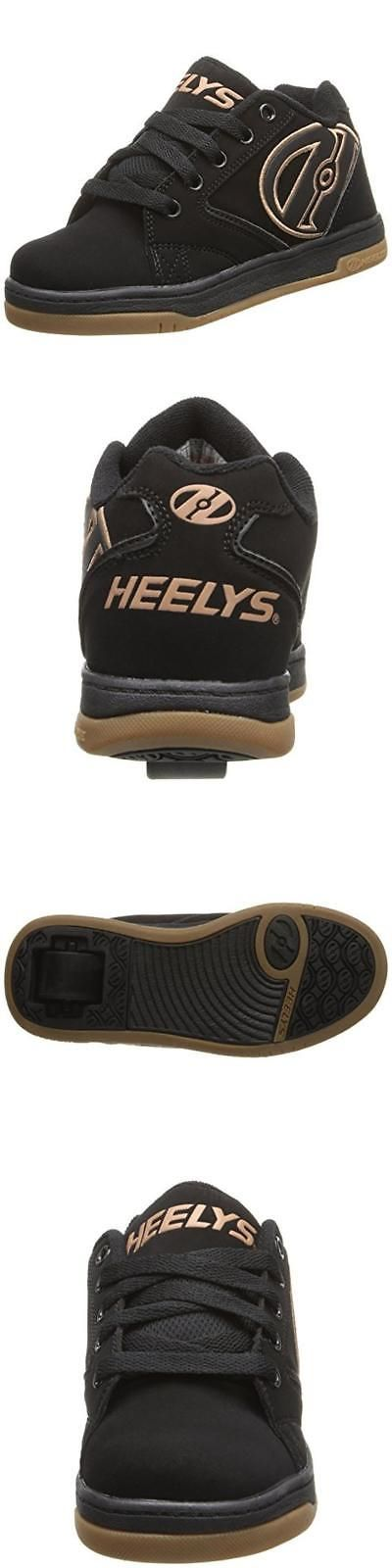 Youth 159072: Heelys 4918 Boys Propel 2.0 Black Little Kid Skate Shoes 1 Medium (D) Bhfo -> BUY IT NOW ONLY: $34.99 on eBay!