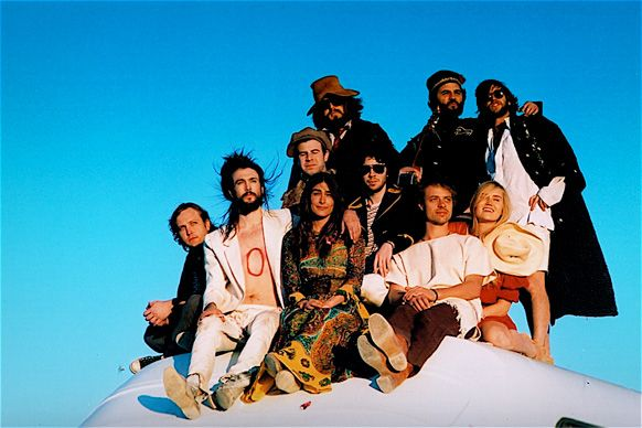 HOME IS WHEREVER I'M WITH YOU Edward Sharpe & The Magnetic Zeros
