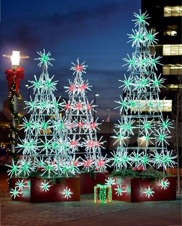 217 best Christmas Lights images on Pinterest | Christmas lights ...