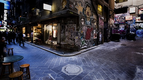 centre place by thescatteredimage, via Flickr