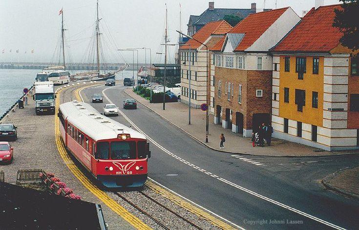 Havnesporet. 1998