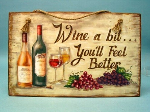 24 Best Grape And Wine Decor Images On Pinterest Kitchen Ideas Wine Decor And Decorated Bottles