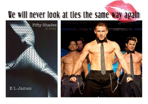 Fifty Shades & Magic Mike