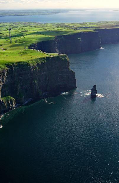 Explore the Emerald Isle. #Ireland