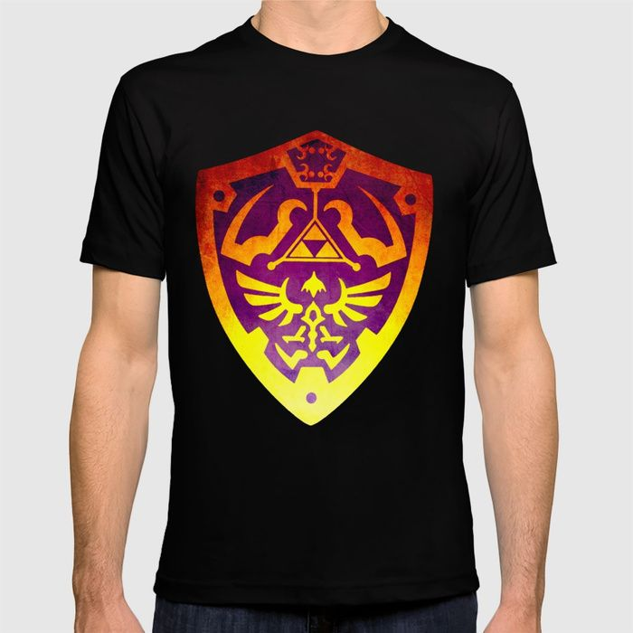 20% Off T-Shirts Today! Buy Zelda Shield II T-shirt by scardesign. #tshirt #style #fashion #zeldatshirt #thelegendofzelda #giftideas #zelda #gamingtshirt #gamertshirt #thelegendofzeldatshirt  #society6 #family #kids #online #shopping  #gaming #gamer #gifts #giftsforhim #giftsforher #39 #giftideas #cool #geekgifts #awesome #tshirtfashion #tshirtdesign #clothing #streetstyle #streetwear #campus #geektshirt #tee #tees #shirt