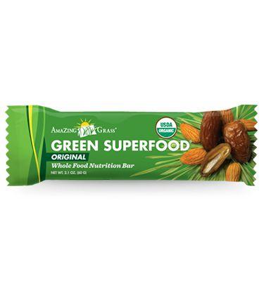 Green SuperFood Energy Bars - Original