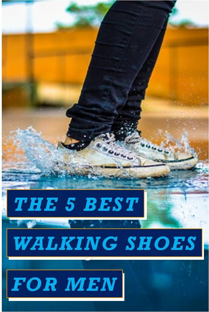 134baea095f0 Comfort & Style: The 5 Best Walking Shoes for Men | The Colin Card ...