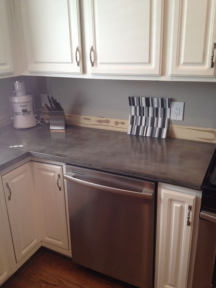 Concrete Countertops Pros Cons 21 Best Concrete Countertop Images On  Pinterest Concrete