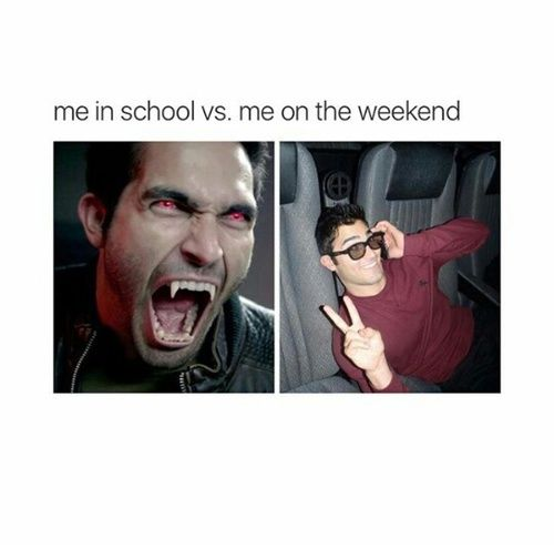 teen wolf, funny, and lol afbeelding