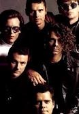 INXS  I attended the Listen Like Theives Tour in 1985. They were awesome to see, Michael Hutchins was very energetic <3