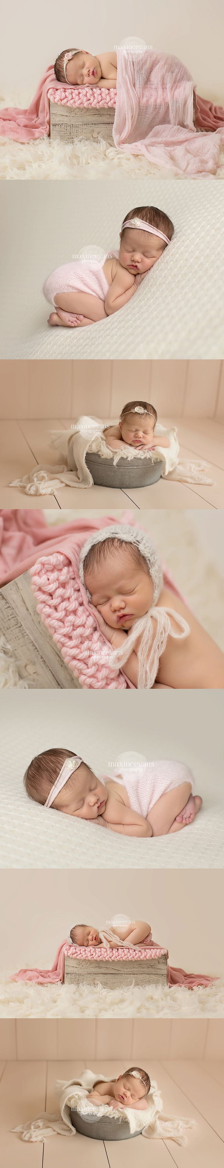 Gorgeous Newborn Baby Girl! Los Angeles Newborn Photographer