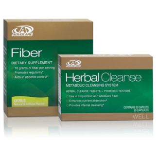Herbal Cleanse System Metabolic Cleansing System The AdvoCare Herbal Cleanse system can help rid your body of waste and prepare the body for optimal nutrient absorption with its unique blend of herbal ingredients