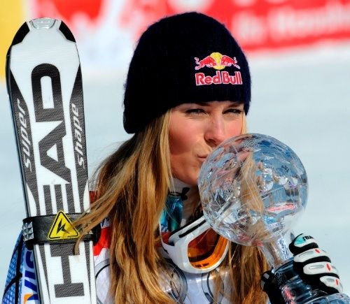 Lindsey Vonn's Top 5 Fitness Tips