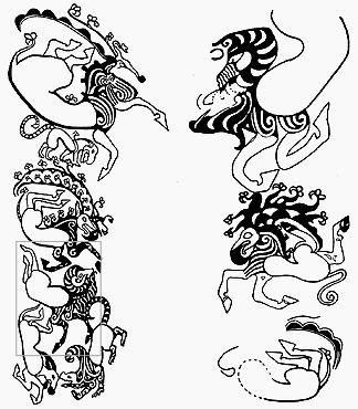 Scythian Tattoo's | Ariets Research Blog