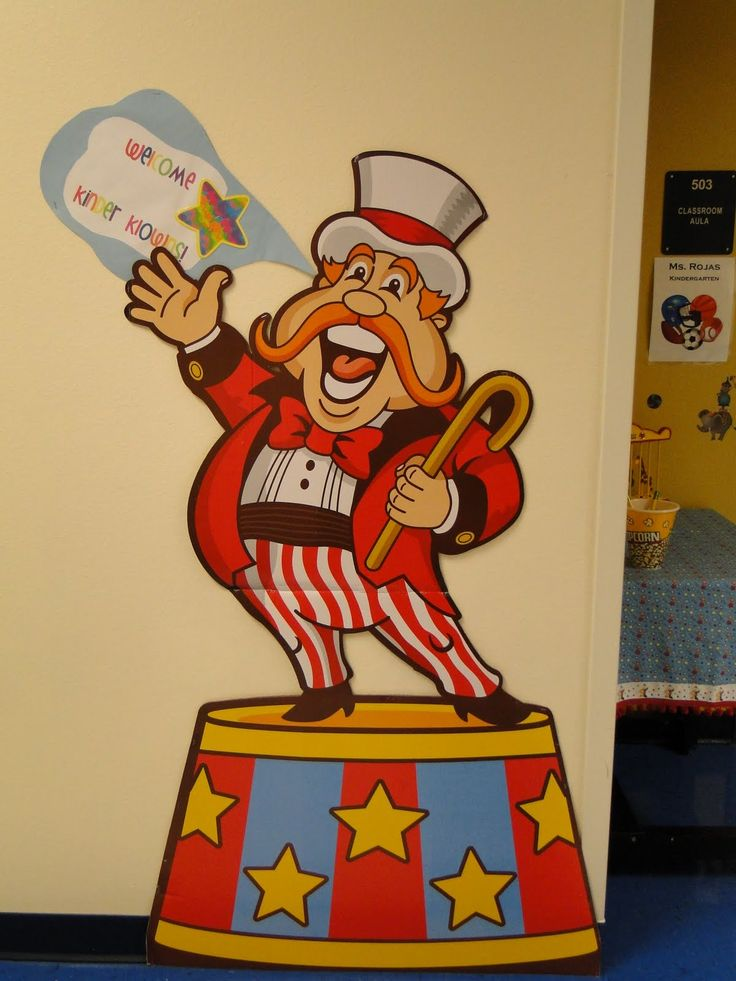 Circus Classroom Decorations ~ Ideas about circus bulletin boards on pinterest