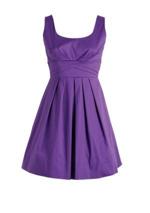 Delias purple dress i-love-weddings