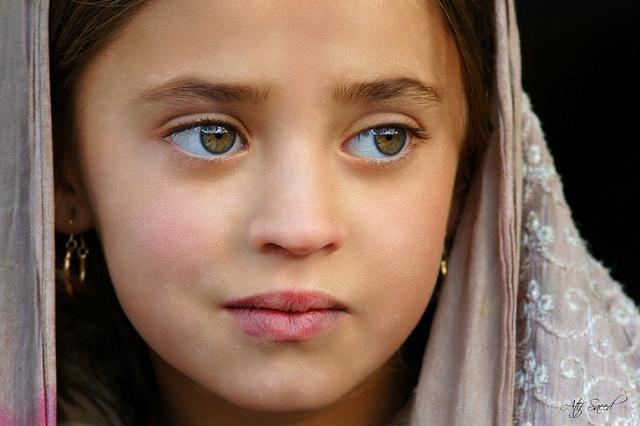 Mesmerizing Eyes... by M Atif Saeed, via Flickr