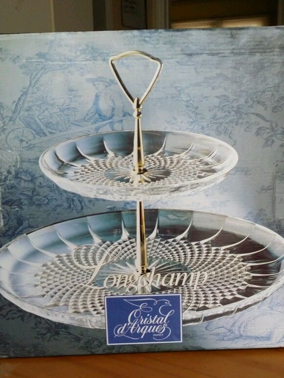 46 best cristal d 39 arques longchamp images on pinterest for Arc decoration arques