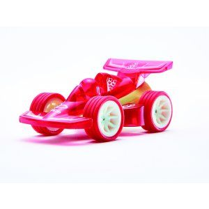 Hape Toys - Macchinina in Bambù  Grazie al bambù, questo piccolo ma potente veicolo è anche leggero e robusto. Proprio quello che serve per sfrecciare nella stanza. Per i bambini più grandi!