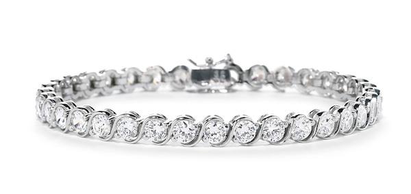 diamonart tennis bracelet