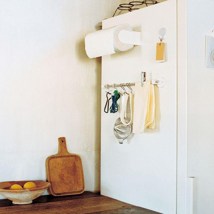 キッチンペーパーホルダー マグネットタイプ | 無印良品ネットストア