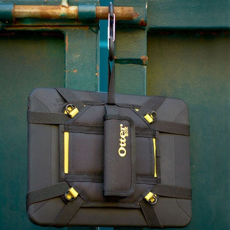 Tablet & iPad Carrying Case with handle strap - Utility Series Latch | OtterBox.com