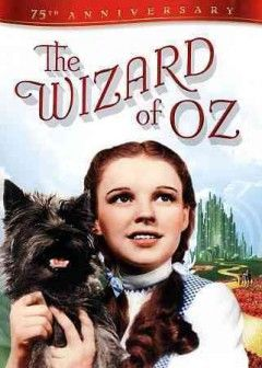 The Wizard of Oz (DVD)-In this charming film based on the popular L. Frank Baum stories, Dorothy and her dog Toto are caught in a tornado's path and somehow end up in the land of Oz. Here she meets some memorable friends and foes in her journey to meet the Wizard of Oz who everyone says can help her return home and possibly grant her new friends their goals of a brain, heart and courage.
