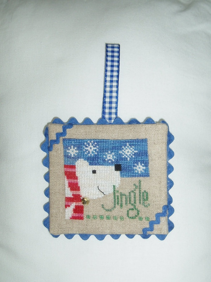 Finishing Cross Stitch Ornament Related Keywords Suggestions