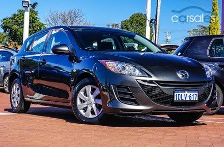 2010 Mazda 3 Neo Activematic $14991 + on-road