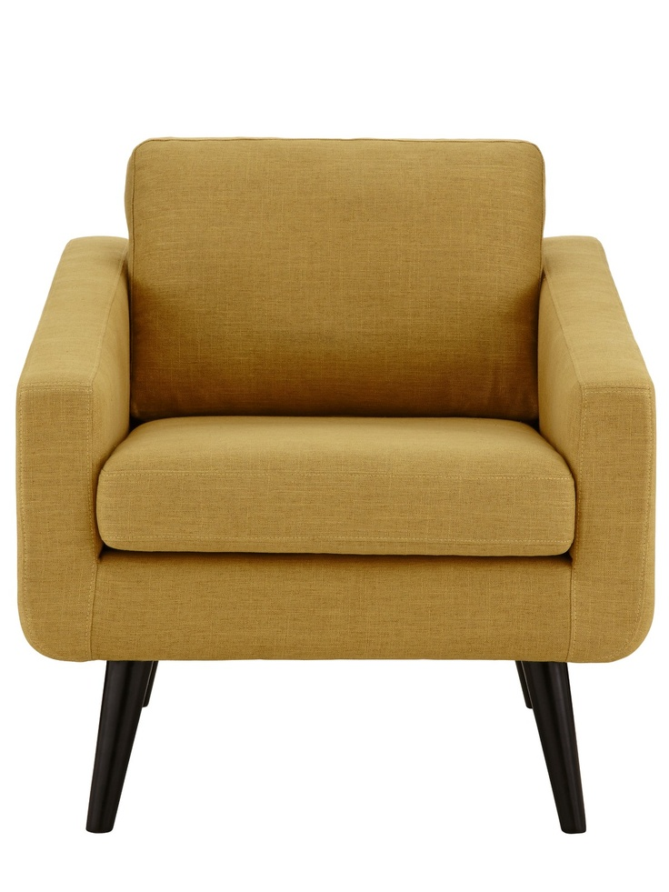 Diego Fabric Armchair Littlewoods.com