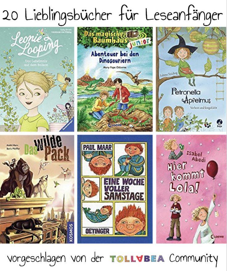 """Die besten Kinderbücher für 6-8 Jährige! Nachdem wir Bücher für Kindergarten– und Vorschulkinder mithilfe der Tollabea Community empfohlen haben, sind nun die Lieblingsbücher für Leseanfänger dran: Hier ist die Top 20 für diejenigen, die sich allmählich an spannende Geschichten selbständig herantasten. Klar ist es schwer, den Begriff von """"Leseanfänger"""" in eine allgemein gültige Alterskategorie zu packen, denn schließlich hat jeder ein …"""