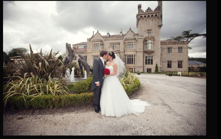 Solis lough eske castle wedding