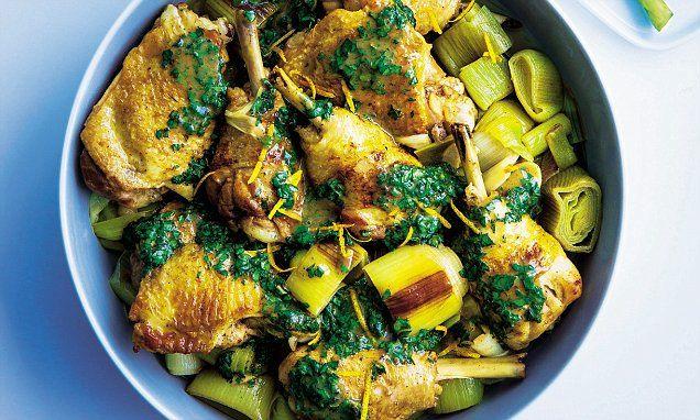5 for the pot: Turkish chicken with orange & sumac yoghurt