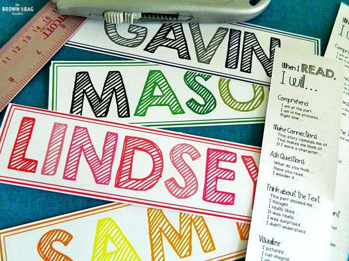 25 best ideas about personalized bookmarks on pinterest