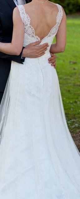 Robe de mariée taille 34 Luna Novias modèle Tenorio 2013