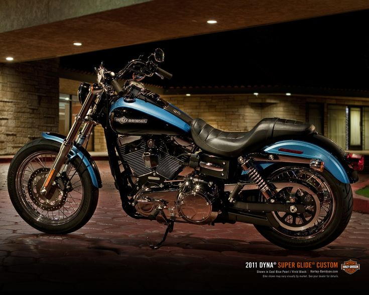 Easy Auto Sales Boise >> 2011 Dyna Super Glide Custom | Harley Davidson | Pinterest