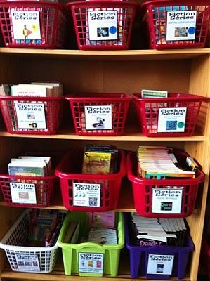 L'univers de ma classe: La bibliothèque de classe