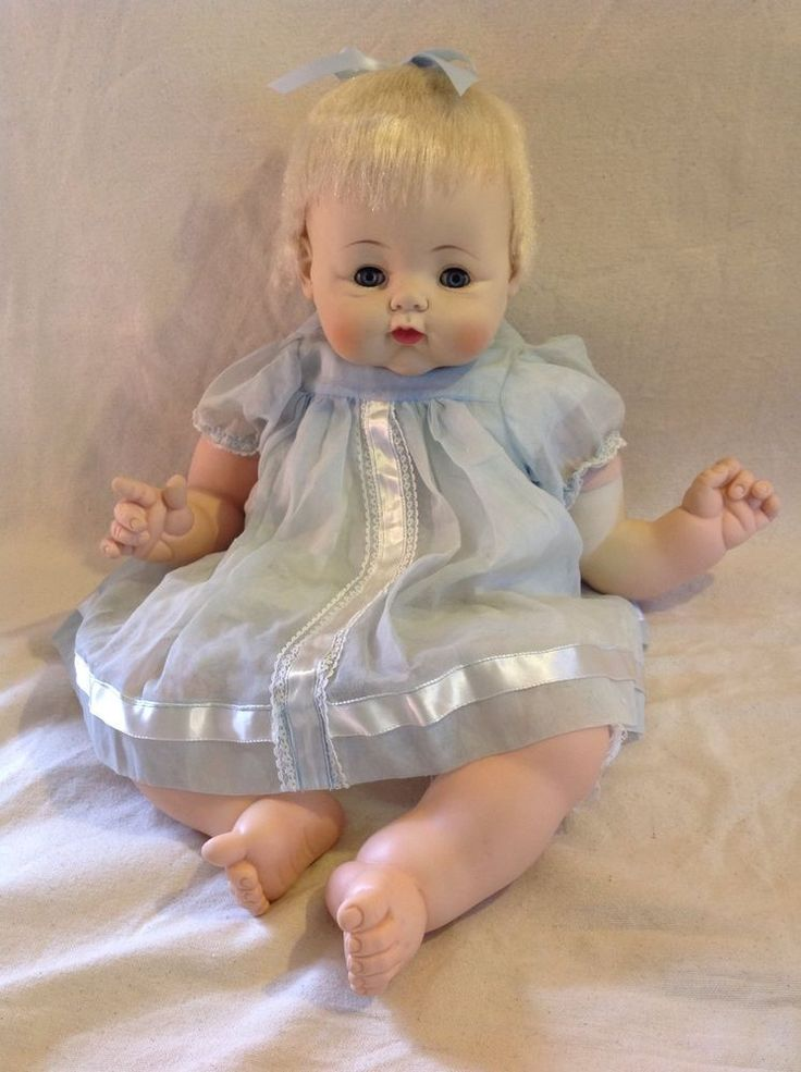 Precious Vintage 1961 Madame Alexander 22 Quot Kitten In Dolls Amp Bears Dolls By Brand Company Character Ebay Vintage Madame Alexander