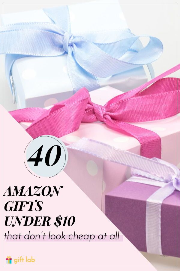 40 Of The Best Gifts Under 10 That Don T Look Cheat At All In 2018 Budget Pinterest And
