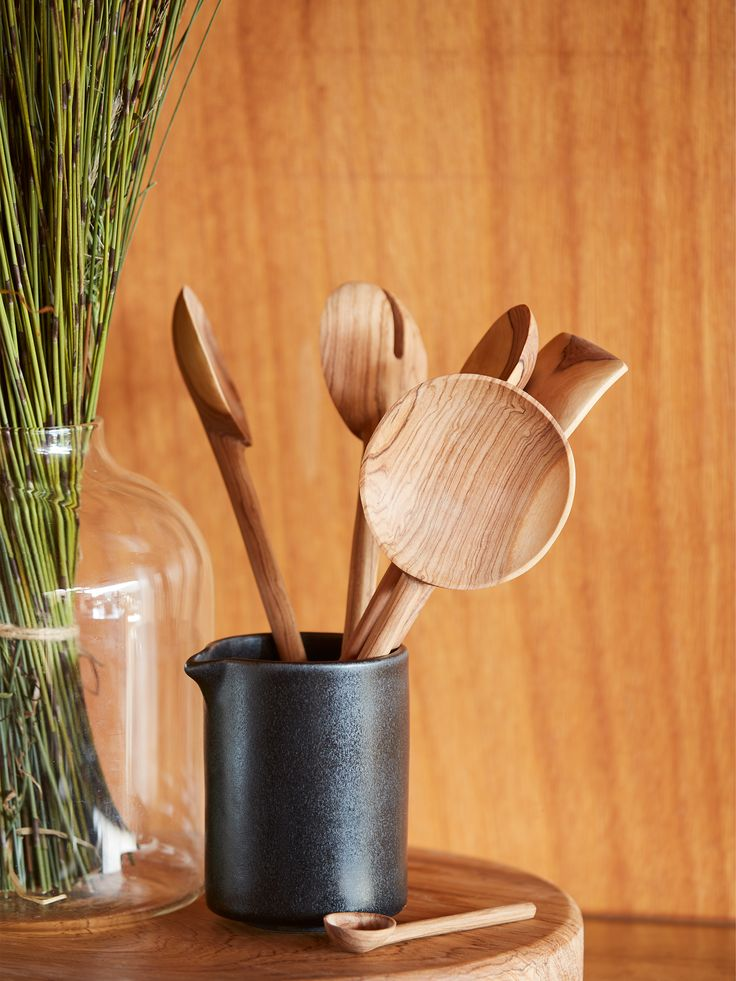Wooden it be nice? The Asili x Città utensil collection is