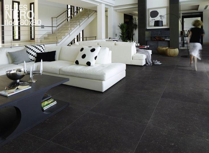 Belgisch hardsteen look-a-like 80x80, ook in 60x60 (57) Tegelhuys
