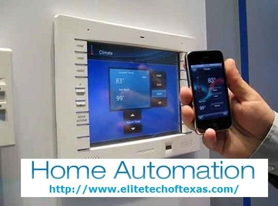 Home Automation Security System Project