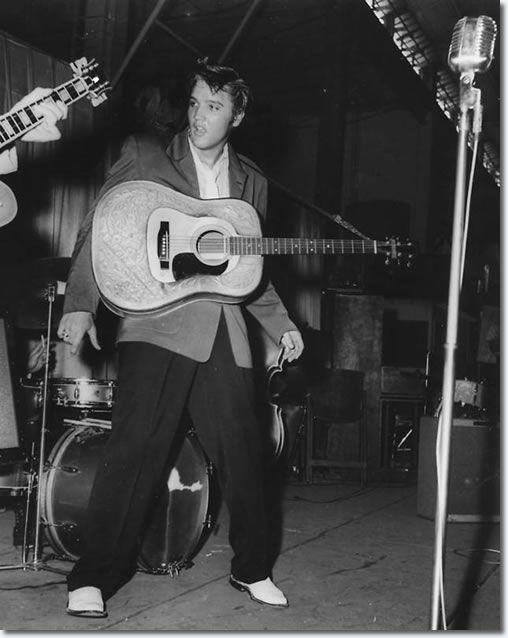 Elvis Presley - Tampa Florida - 5 August 1956