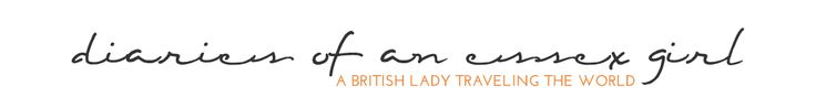 Diaries of an Essex Girl | Essex goes global! - Au Pair blog