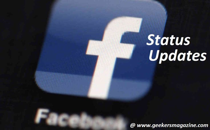 FB Status Updates What we can do, more today than at any other free time thanks, perhaps, to social media, is to at least define who we are and what we stand for. http://www.geekersmagazine.com/101-hilarious-funny-facebook-status-updates/ Facebook Status Updates,
