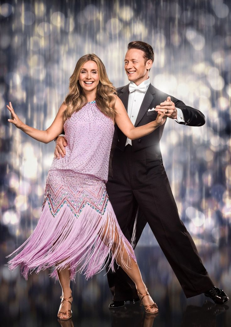 Louise Redknapp, Kevin Clifton